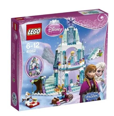 Disney Finds – LEGO Disney Princess Elsa's Sparkling Ice Castle Set