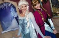 All New 'Frozen Fun' Opens at Disneyland Resort January 7th