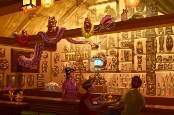 Trader Sam' Grog Grotto is coming to Walt Disney World!