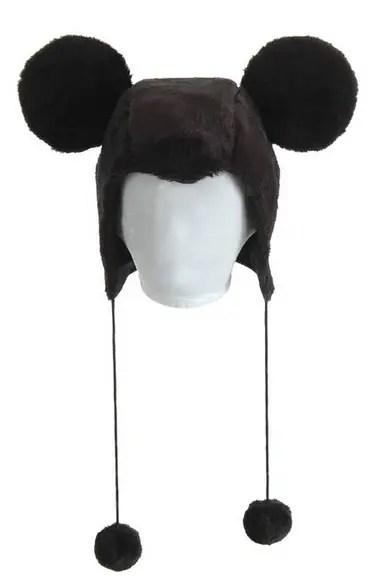 Disney Finds – Mickey & Minnie Hoodie Hats