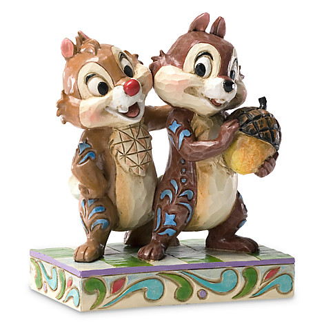 "Disney Finds – Chip 'n Dale ""Nutty Buddies"" Figure"