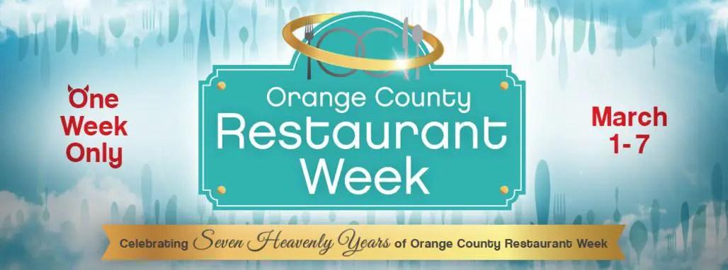 Disneyland Restaurants Part of OC Restaurant Week