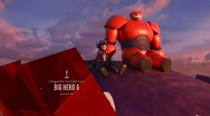 Big Hero 6 Takes Home the Gold