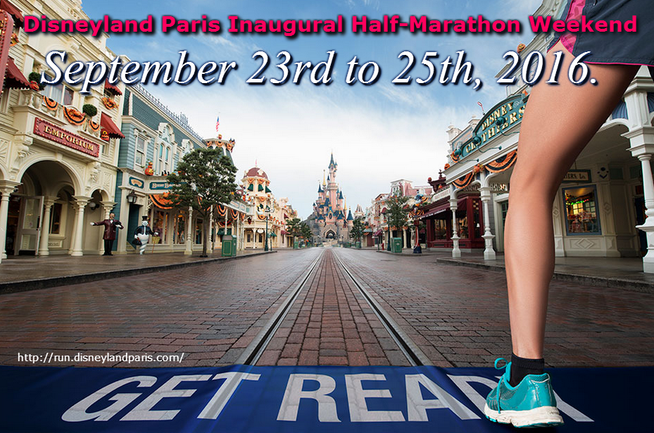 Ready to lace up your sneakers and runDisney in Paris in 2016?