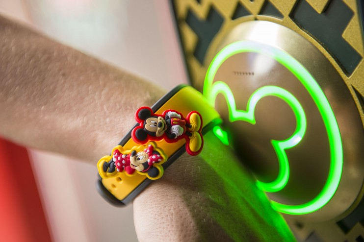 Magicbands Might be Used as a Parking Permit for Disney Resort Guests