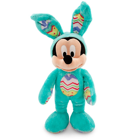 Disney Finds – Mickey Mouse Easter Plush