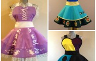 Disney Find- Chic Disney Cosplay Aprons