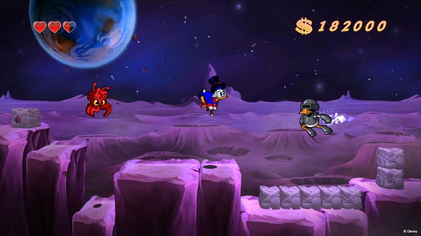 DuckTales Remastered Comes to mobile devices