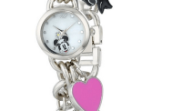 Disney Finds - Minnie Mouse Mother of Pearl Watch/Bracelet