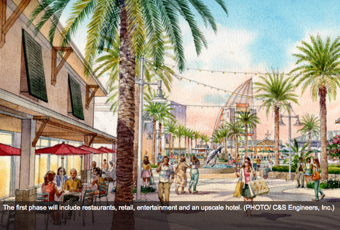 A New Cove Coming to Port Canaveral!