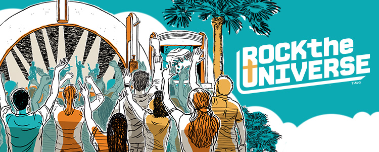 Rock the Universe Dates and Performances Announced