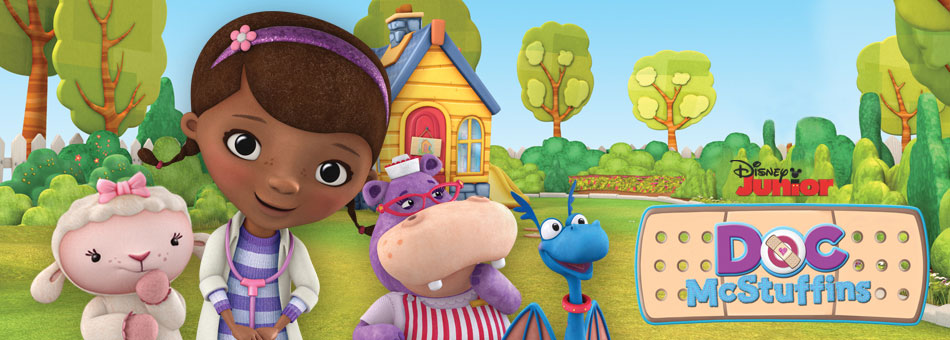 Disney Junior Orders Fourth Season of Doc McStuffins and Sofia the First!