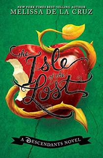 Descendants Prequel book Isle Of The Lost Out This May!