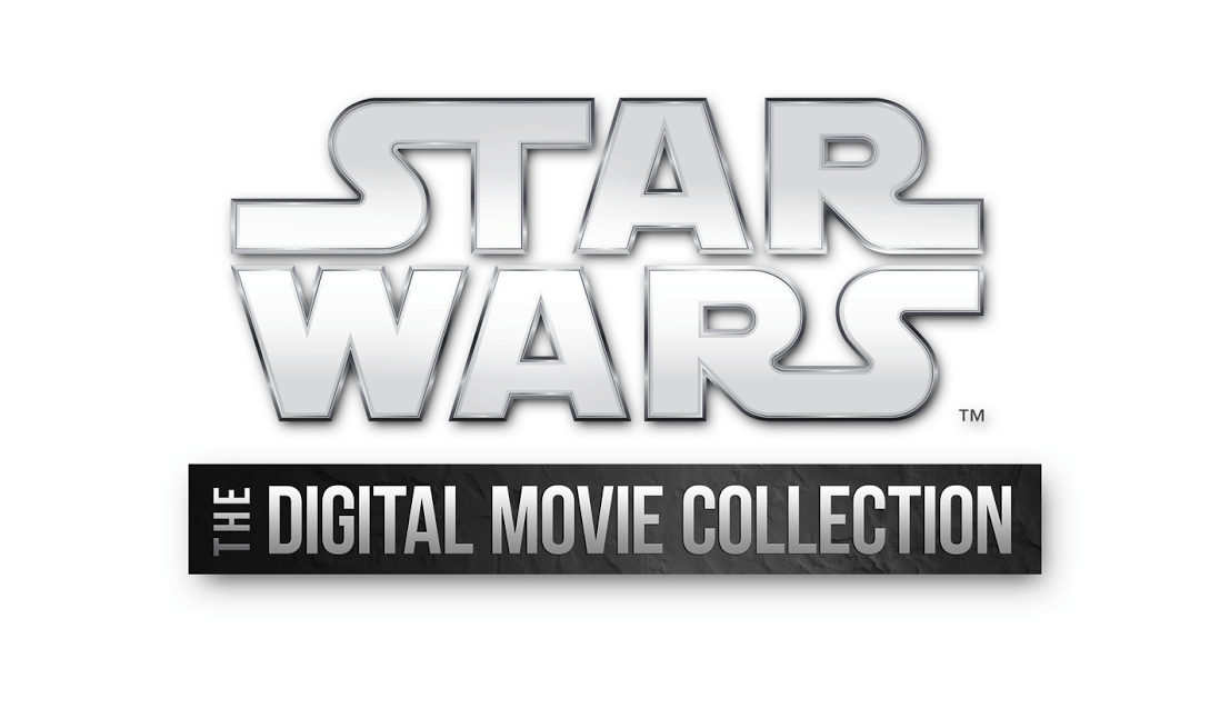 The Star Wars Digital Collection / Available for the first time on Digital HD April 10th