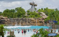 Disney's Typhoon Lagoon will be closing the Shark Reef