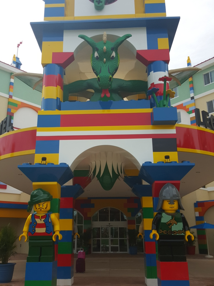 First Look at LEGOLAND Florida Resort