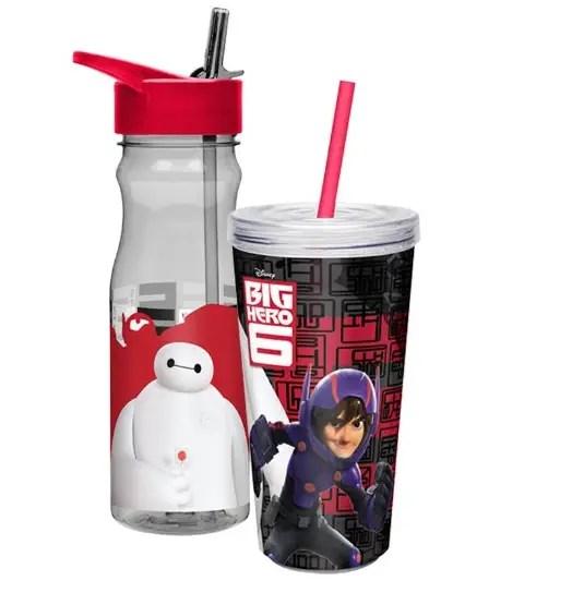 Disney Finds – Big Hero 6 Water Bottle & Cup
