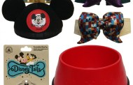 New Disney Tails Products for Your Furry Friends Coming this Spring to Disney Parks
