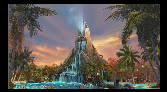 Universal Orlando's New Water Park Will Open in 2017