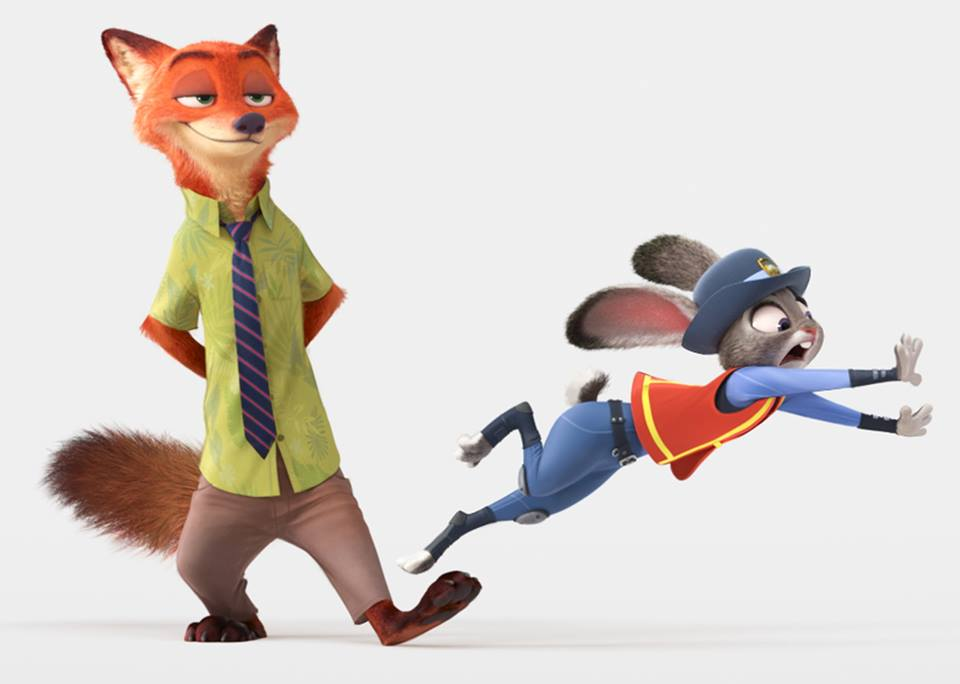 Meet The Characters of Zootopia