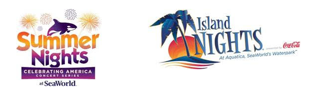 All-new Nighttime Festivities For Families This Summer At Both Seaworld Orlando and Aquatica
