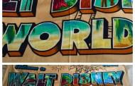 Disney Finds - Walt Disney World Beach Towel