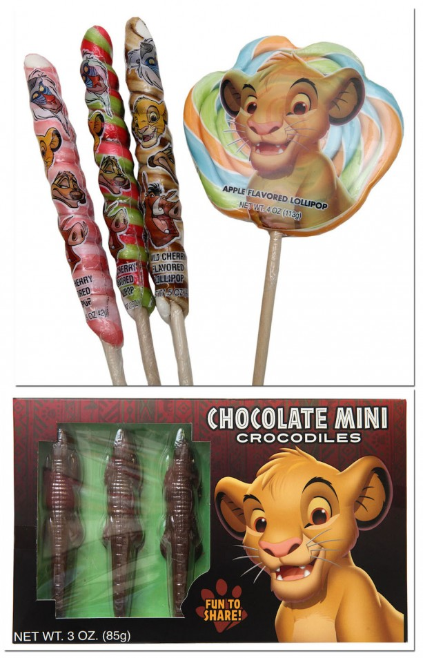 Yummy Treats on the Way to Zuri's Sweets Shop at Animal Kingdom