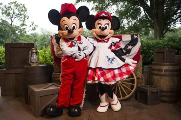 Walt Disney World 2019 Disney Dining Plan Restaurants 2