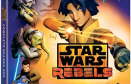 STAR WARS REBELS: Complete Season One on Blu-ray and DVD September 1st