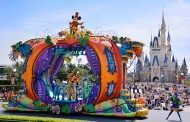 'Disney's Halloween' Celebration Plans Released for Tokyo Disneyland