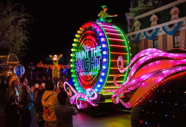 Disneyland 'Paint the Night' Parade and 'Disneyland Forever'Fireworks Viewing Tips