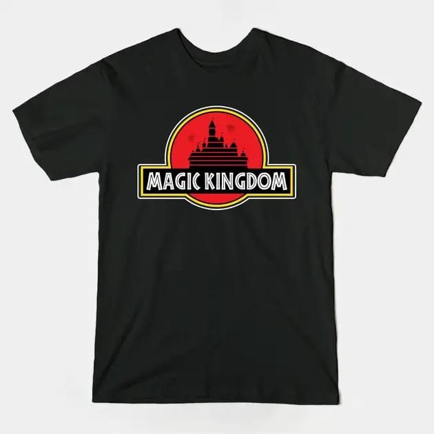 Disney World Jurassic World Tee Shirts