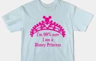 I'm 99% sure I am a Disney Princess