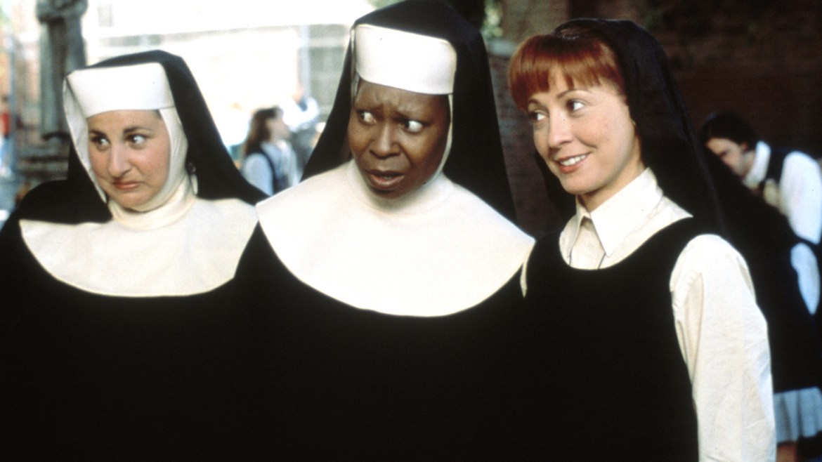 Walt Disney Pictures Remaking Sister Act