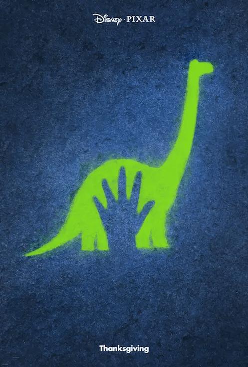 Disney Pixar's The Good Dinosaur Reveals Voice Cast