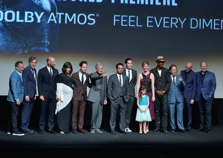 Marvel's Ant-Man Celebrates World Premiere
