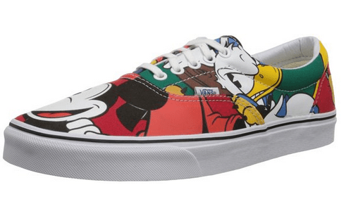 disney van shoes