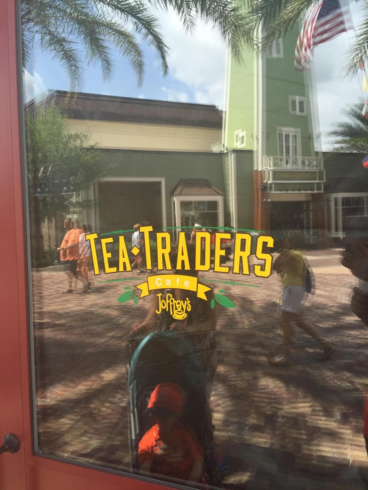 New Tea Traders Café by Joffrey's Opens at the new Disney Springs/Downtown Disney