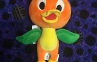 Disney Finds - Orange Bird Plush