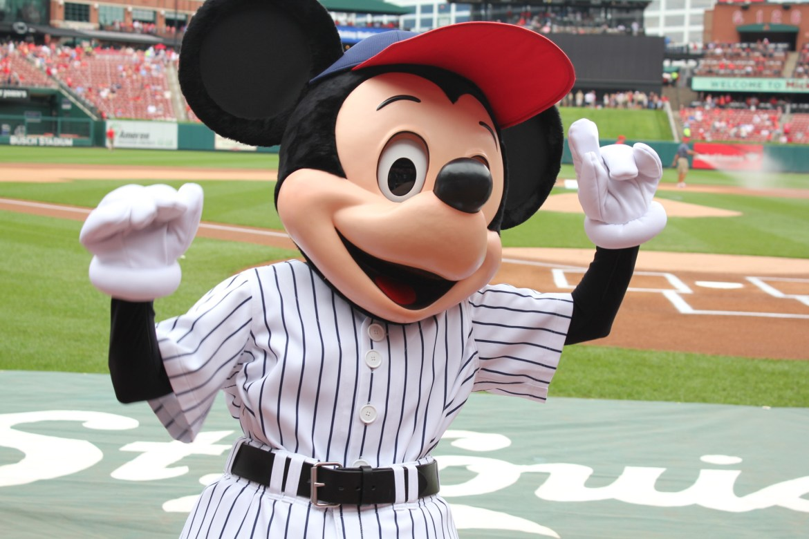 Disney's TeamMickey All-Star Baseball Tour kicked off this weekend!