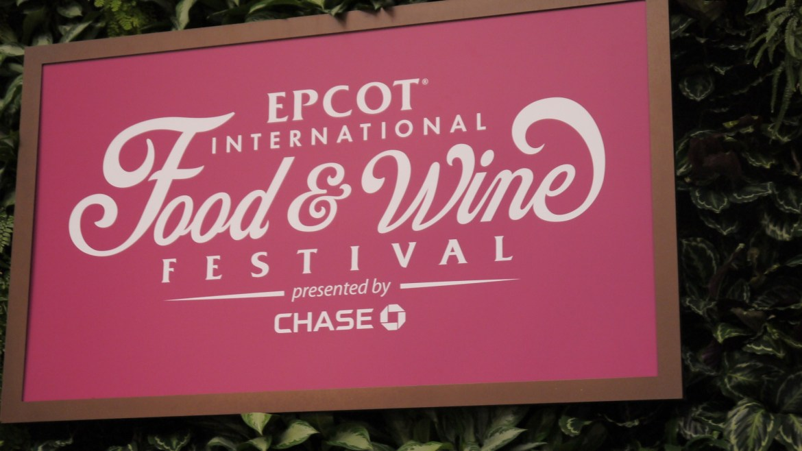 Epcot International Food & Wine Festival 2015 Details – Food Booths, Eat to the Beat and More!