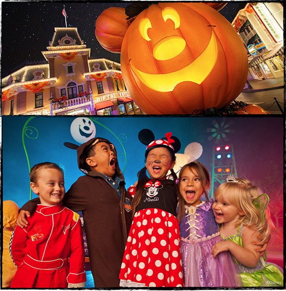 Mickey's Halloween Party at Disneyland Resort Tickets Now on Sale!