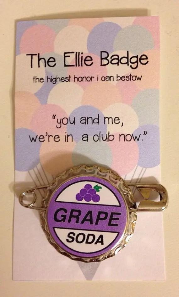 Disney Finds – The Ellie Badge