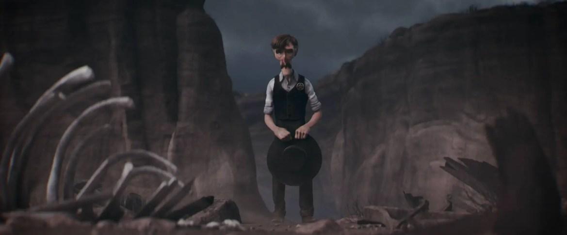 "Trailer for new Pixar short ""Borrowed Time"""