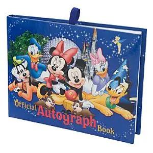 Putting those Disney Autographs On Display!