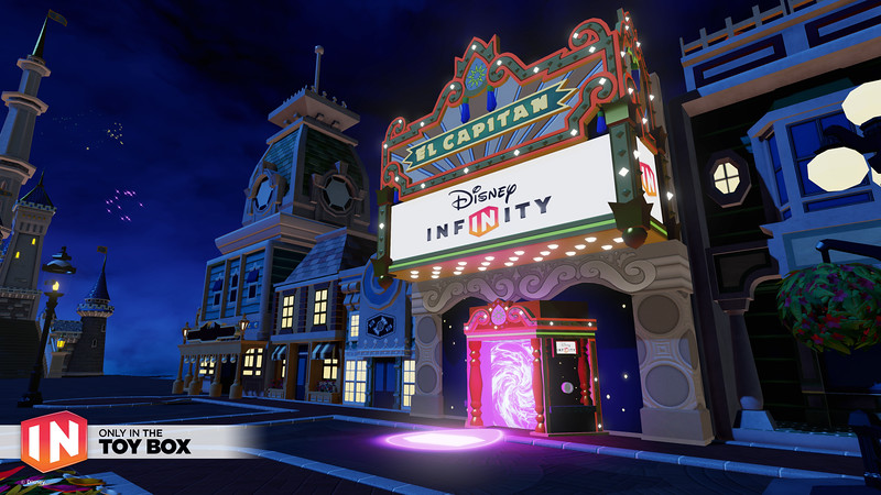 Disney Interactive Reveals Details About New Toy Box Features in Disney Infinity 3.0 Edition