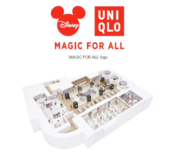 UNIQLO Introduces 'MAGIC FOR ALL' Celebrating Disney, Marvel, Star Wars and Pixar