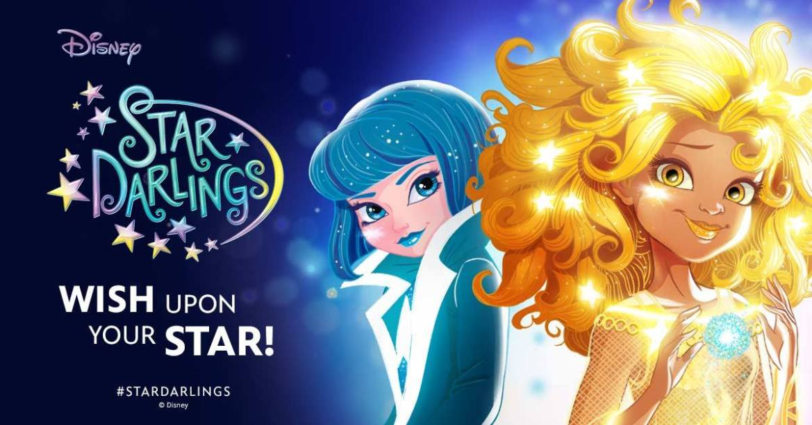 Disney launches new toy line Star Darlings at Justice