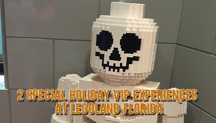 2 Special Holiday VIP Experiences at Legoland Florida
