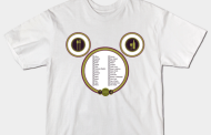 Epcot Food & Wine Festival Checklist Shirt